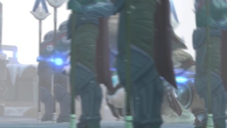 奥恩预告视频:铁锤敲 万物生 号角响 众生灭