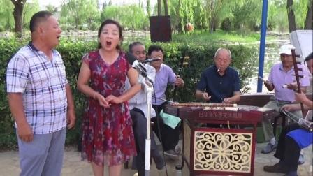 二人台《五月散花》——左美云  吴跃光演唱