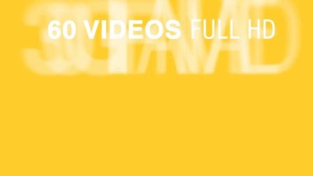 30个搞笑3D卡通表情动画GIF+MOV+OBJ+AE项目 EMOJI 3D