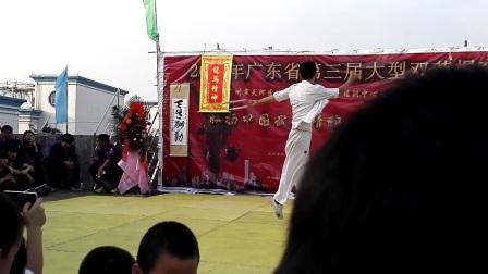 2015年第三届广东省大型双截棍交流