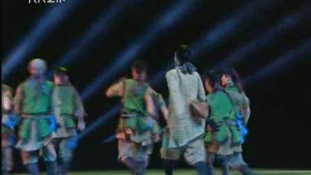 九荷作品金奖《戈壁沙丘》呼和浩特市民族歌舞团