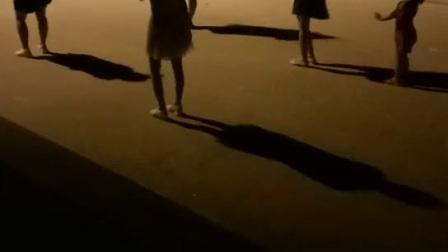 唐县南伏城广场舞~好人好梦录制!