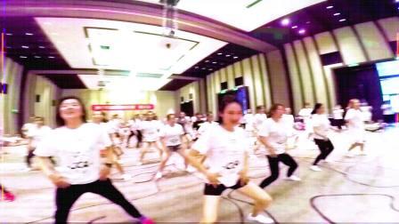 2017年全国啦啦操训练营(重庆站)第二天