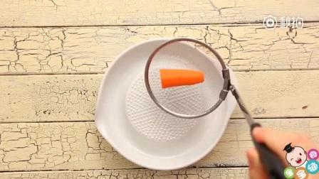 宝宝辅食:六到七个月宝宝辅食——胡萝卜香蕉泥