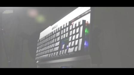 要命质感:光影魔幻的映泰GK30湿身