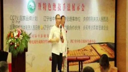 2017第二届中医流派大会·王义老师