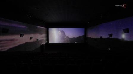 """'韩国可隆的'Kayla, Antarctica""""ScreenX版商业广告"""