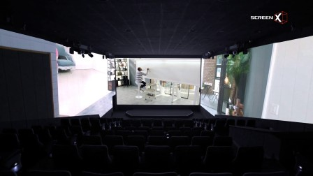 "LG电子""Ultra Wide Monitor""ScreenX版商业广告"
