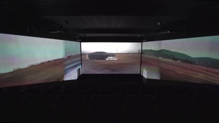 """韩国S-OIL机器油的""""S-OIL Seven""""ScreenX版商业广告"""