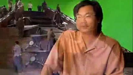 李连杰电影《救世主》拍摄花絮虽然不懂英语但我全程无快进看完了