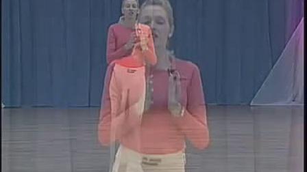 2008世界冠军希瑟史密斯摩登舞技术讲解:女士技术、跟随、造型.flv