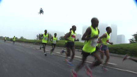 长沙国际马拉松新闻发布会视频