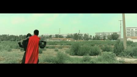 少年被人群殴却意外获得超能力成为超能侠,科幻微电影《超能侠》预告片来袭!