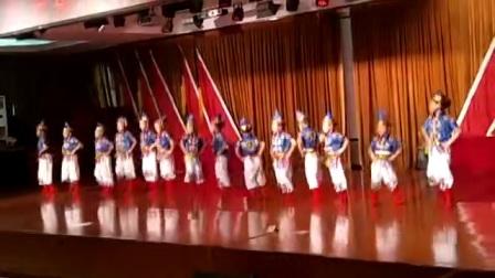 河北省保定市曲阳县~佰利艺术培训中心~~舞动旋律展示