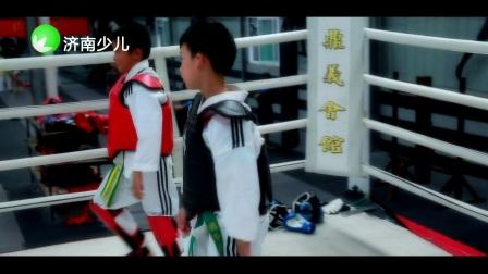 微电影《永不言败》演员:王艺艺 杨贺森 杨鑫杰 张继航 叶铭皓