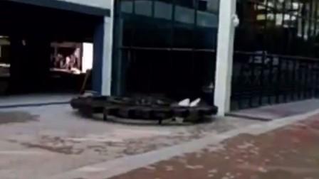 清远房地产100tv尚雕坊景观户外大型齿轮工业零件摆件玻璃钢雕塑定制