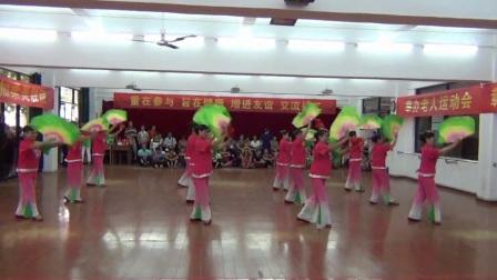 海南省人民医院代表队《第七套健身秧歌》