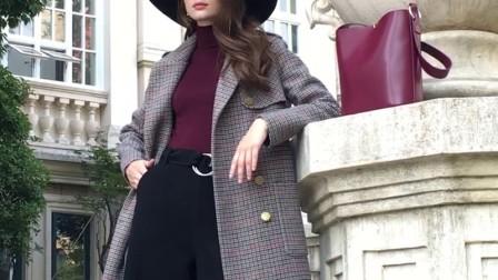 鄂尔多斯市产羊绒大衣中长款,搜索天猫鄂尔传奇旗舰店