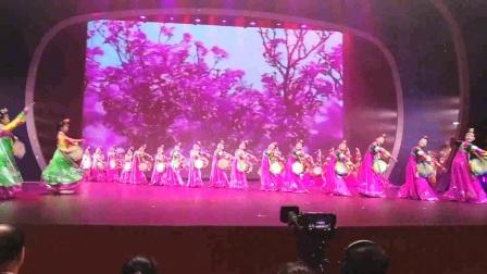 瓯海实验小学舞蹈《幸福的呐喊》参加中央台演出