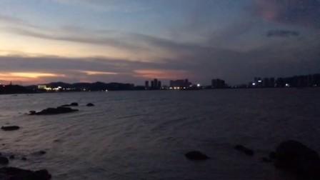 珠海初夏的傍晚