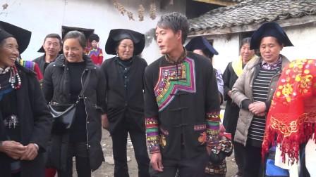 彝族结婚婚礼火爆又可怕的抢亲仪式让人涨姿势了