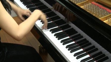 钢琴4级《两首钢琴小品》