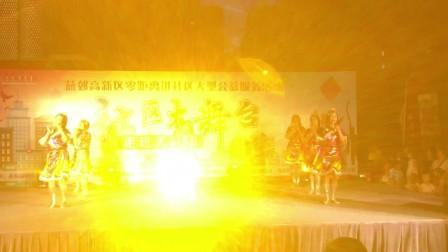 社区大舞台-天洋城-舞蹈二