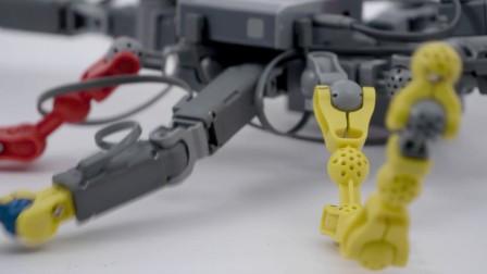 能力风暴教育机器人项目展示——章鱼