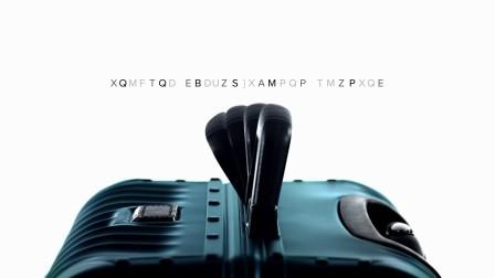 TUMI_19DEGREE系列 全新季节限定蓝色铝合金行李箱