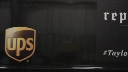 UPS成为Taylor Swift第六张专辑《Reputation》的官方指定物流合作伙伴