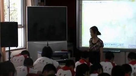 八年级地理优质示范课下册《34个省级行政区》卢小蓉