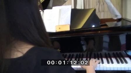 二、 张楚喻教师钢琴独凑  动听音乐3分21秒