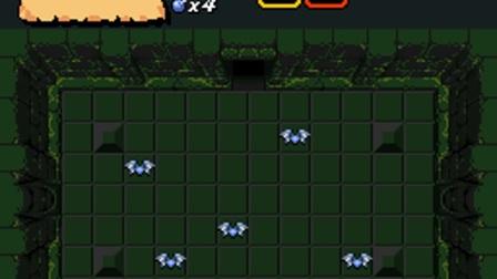 广播卫星版Zelda传说地图2一命通关