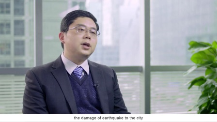 Xingzheng Lu on Earthquake Engineering