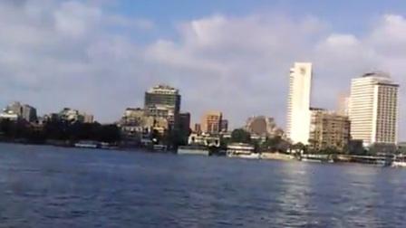赵世川面塑在埃及
