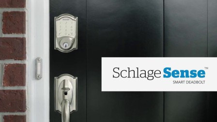 How to Access Your Schlage Sense™ Smart Deadbolt From Anywhere