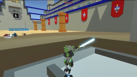 饺:还是这迷人的电子音《机器人角斗场》二周目结局