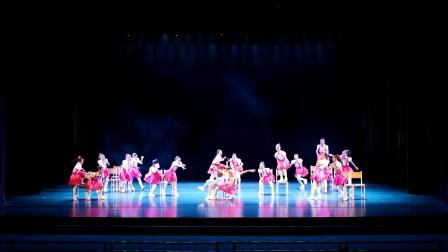 社区舞蹈-少儿组-龙湾区永中一小《欢迎新同学》