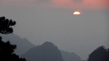 上海博睦实业 黄山看日出