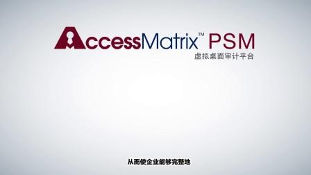 安讯奔虚拟桌面审计系统(AccessMatrix PSM)