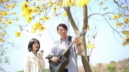 玩易吉他弹唱教学 蔡健雅《十万毫升泪水》小蘑菇&王飞