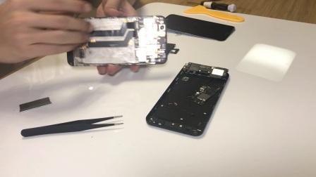 小米5C换屏幕总成拆机教程小米5C拆机教程小米5C拆机视频小米5C更换屏幕视频