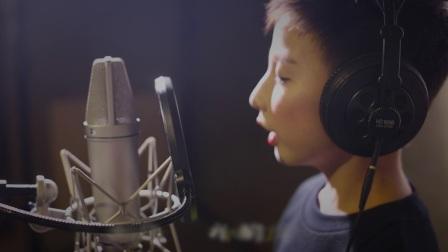 敖一洋 8岁学习演唱 夏天播放D调作品《小宝贝》神仙树大院TK•CH音乐工作室流行音乐项目•天空