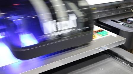 广州诺彩数码产品有限公司 NC-UV0609 2017款 打样视频