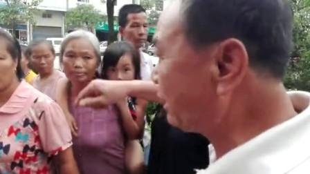 广东省佛山市高明区豸岗村严敏和 卖村贼