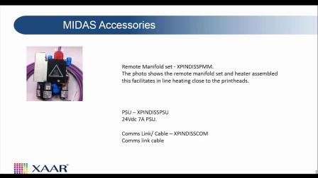 新型赛尔Midas系统 (1 of 3) - 产品介绍以及它如何减少机器上市时间