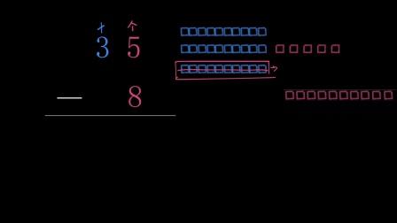 一年级数学 |44 100以内数的认识及加法和减法(一):100以内数减去一位数的退位减法