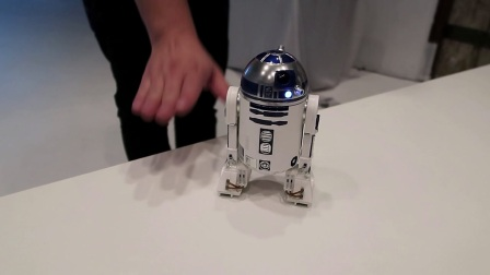"Sphero, Star Wars Character Robot ""BB-8"" ""BB-9E"" ""R2-D2"" Introduction"