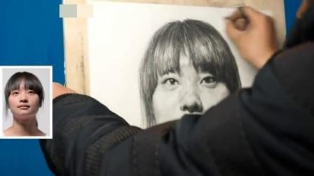 零基础素描培训班素描基础教程_3d铅笔画画法_免费素描教学视频油画技法