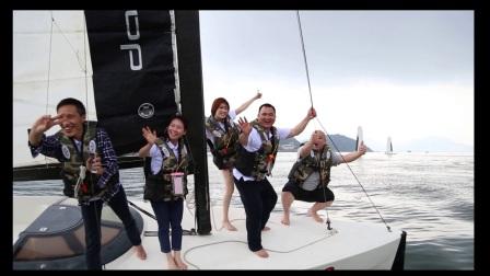格局商学院东莞南城分院-帆船体验-西点体验教育